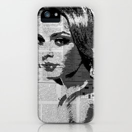 What else? iPhone Case
