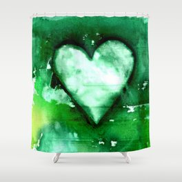 Heart Dreams 3D by Kathy Morton Stanion Shower Curtain