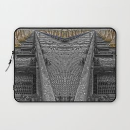 Abounded railroad  Laptop Sleeve