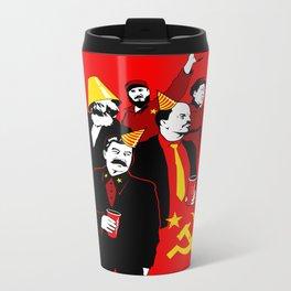 The Communist Party (variant) Metal Travel Mug