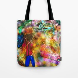 Interdimensional Exploration Tote Bag