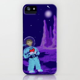 Long Distance Valentine iPhone Case