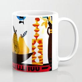 'still-life with pears ...' Coffee Mug
