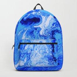 Blue Smoke Backpack