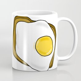 Sunny Side Up Toasts Coffee Mug