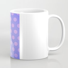 Polka dot kitty  Coffee Mug