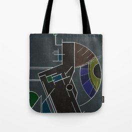 Eyebot Proto I Tote Bag