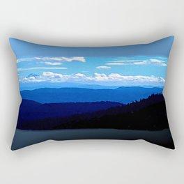 Hood and Adams Rectangular Pillow