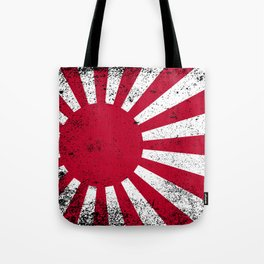 Japanese Flag Tote Bag