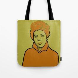Lorraine Hansberry Tote Bag