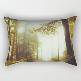 Path to Inner Peace Rectangular Pillow