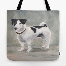 Mikko, Jack Russell Terrier Tote Bag
