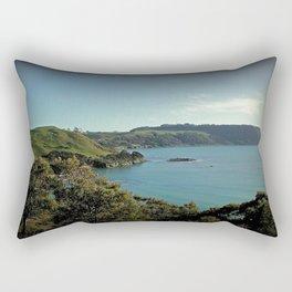 Fossils Bluff & Stanley Headland - Tasmania Rectangular Pillow