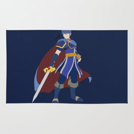 Marth(Smash)Blue Rug