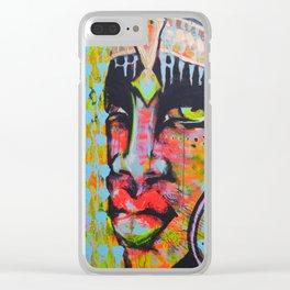 Kamikaze Clear iPhone Case