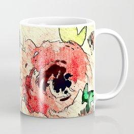 Rustic Roses Coffee Mug