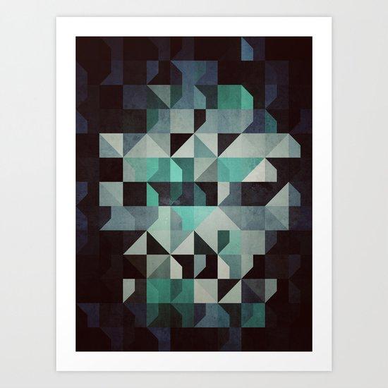 noir? Art Print