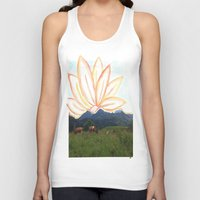 switzerland Tank Tops featuring switzerland by Anna Bergland