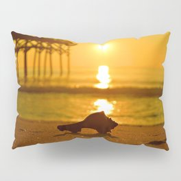 Shell Sunrise Pillow Sham