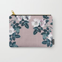 Wild Bee Blackberry Carry-All Pouch