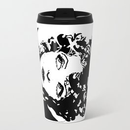 Clara Bow Travel Mug