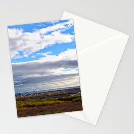 Nome in Autumn Stationery Cards
