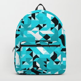 Off-Beat Geometric Shapes V.15 Backpack