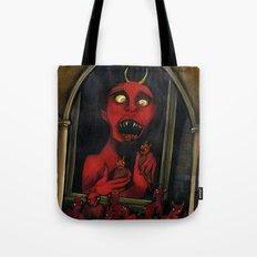 Relished Devils  Tote Bag