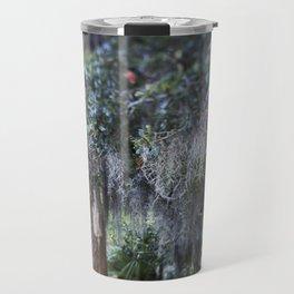 New Orleans Spanish Moss Travel Mug