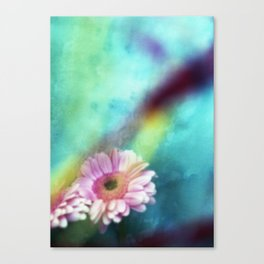 Coloured Emotions Canvas Print