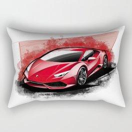 LHuracan LP610-4 Rectangular Pillow