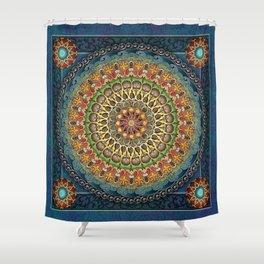 Mandala Fantasia Shower Curtain