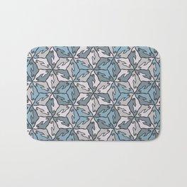 Dolphin Tessellation Bath Mat