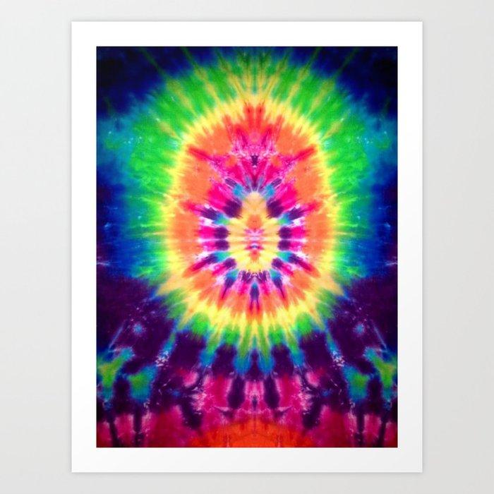 Tie-Dye #2 Kunstdrucke