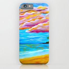 Pāʻia Bay Sunrise iPhone Case