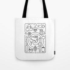 Food and Fashion Tote Bag