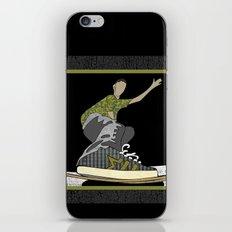 Skateboard 14 iPhone & iPod Skin