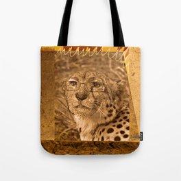 Emotional Savanna Tote Bag