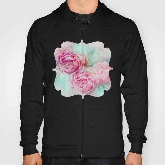 RED ROSES FOR THE LADY Hoody