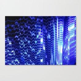 ventilation system disintegration Canvas Print