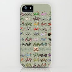 Bicycle Slim Case iPhone (5, 5s)