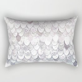 MAGIC MERMAID WHITE Rectangular Pillow