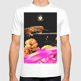 Tiger in Space T-shirt