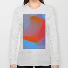 Diffuse colour Long Sleeve T-shirt