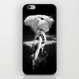 War Goddess iPhone Skin