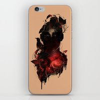 universe iPhone & iPod Skins featuring Universe Inside by nicebleed