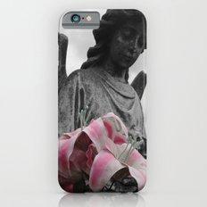 Angel Holding Flowers #2 iPhone 6s Slim Case