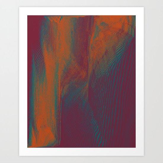 Satiated Art Print