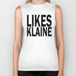 Likes Klaine Biker Tank