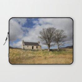 Highland Cottage. Laptop Sleeve